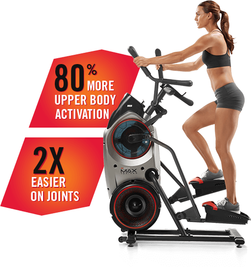 best elliptical for small spacers