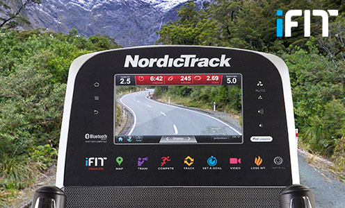 nordictrack c 12.9 with ifit live