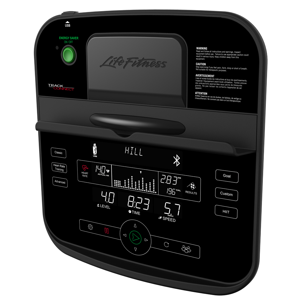 life fitness e1 elliptical review