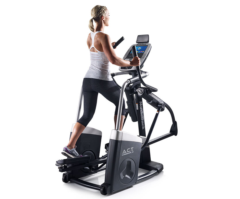 nordictrack act 10 elliptical review