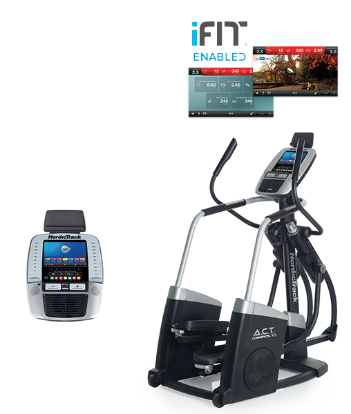 Nordictrack ACT Commercial Elliptical Review