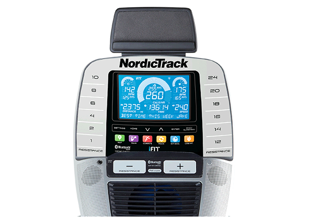 nordictrack commercial act elliptical review