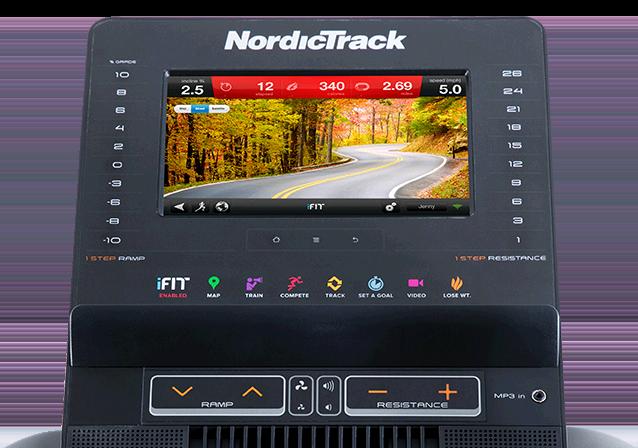 nordictrack Freestrider FS7i review