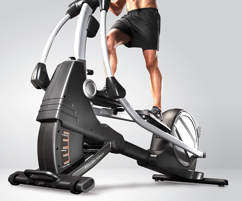 nordictrack spacesaver se9i elliptical trainer review