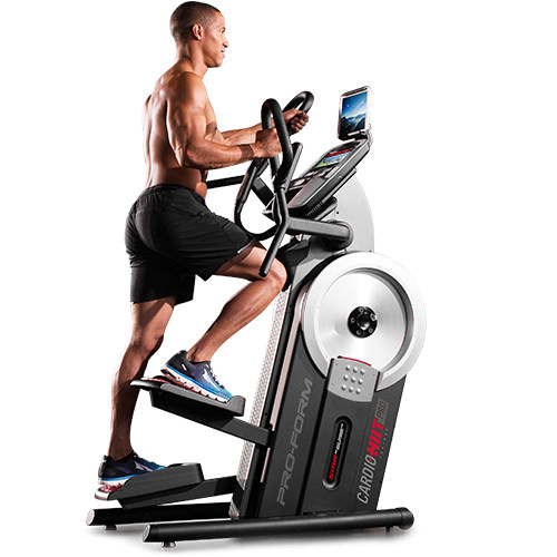 max trainer vs proform hiit trainer