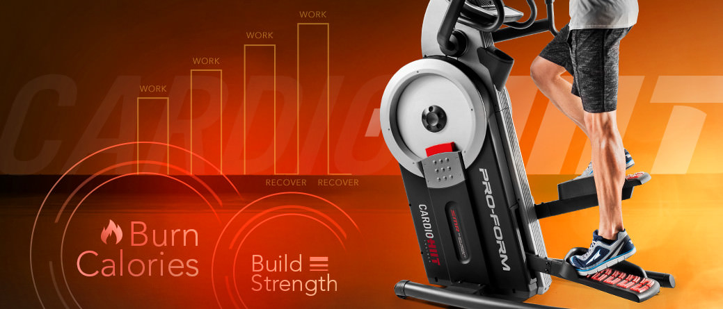 proform hiit trainer review
