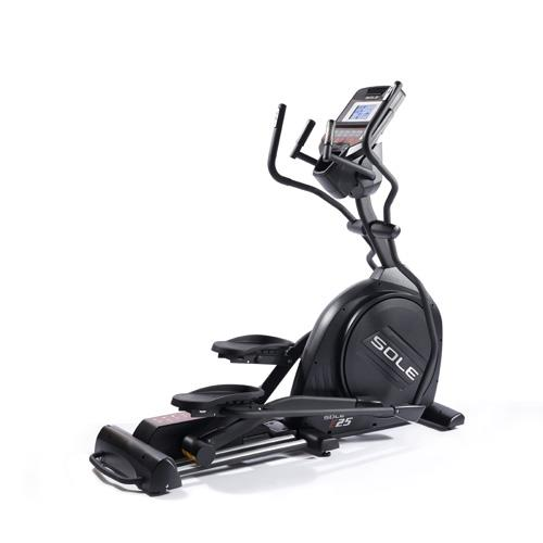 sole e25 elliptical review