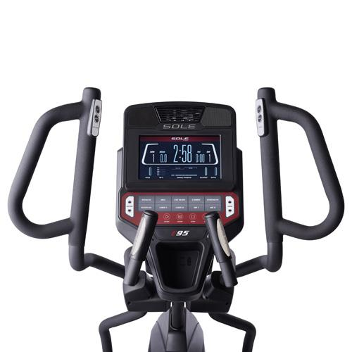 sole e35 vs e95 elliptical comparison - console