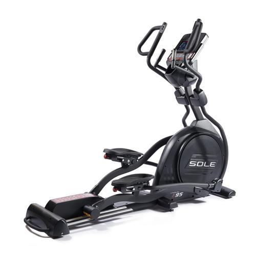 sole e95 vs e35 elliptical trainer