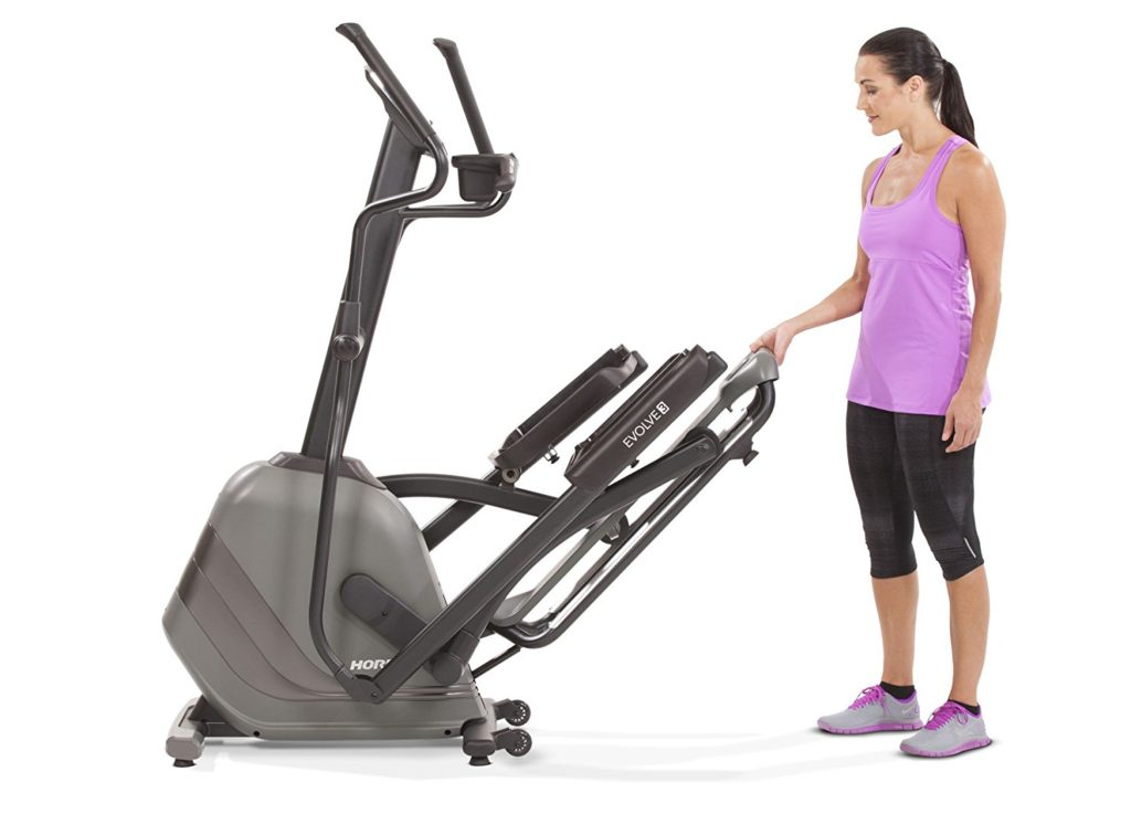 horizon evolve 3 folding elliptical review