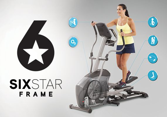 horizon evolve 5 elliptical trainer review