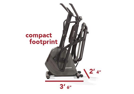 horizon evolve 5 elliptical trainer review