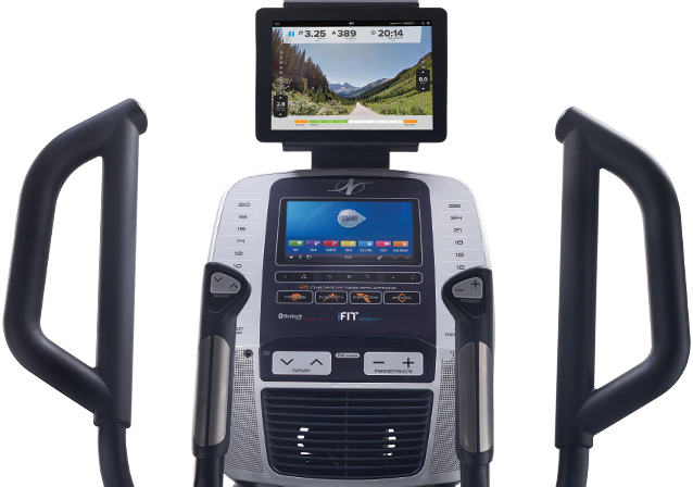 nordictrack commercial 14.9 elliptical trainer review