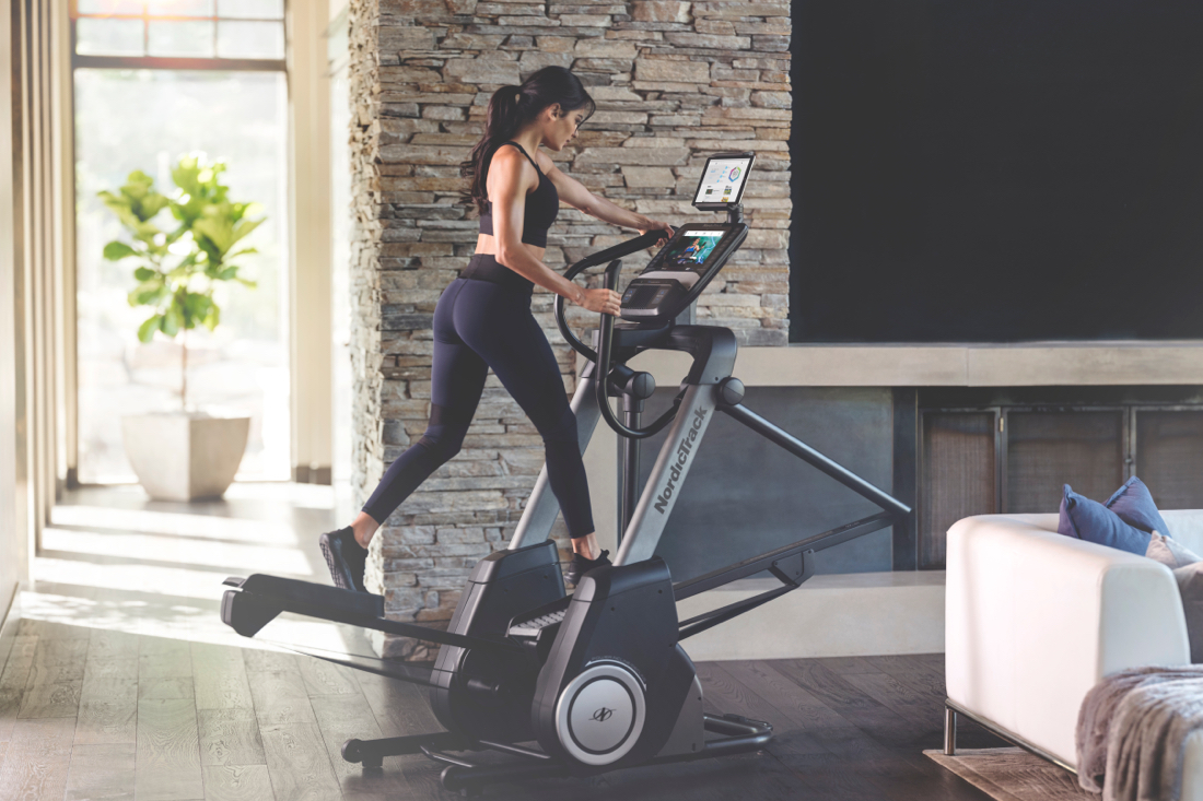 Nordictrack freestrider vs elliptical trainer