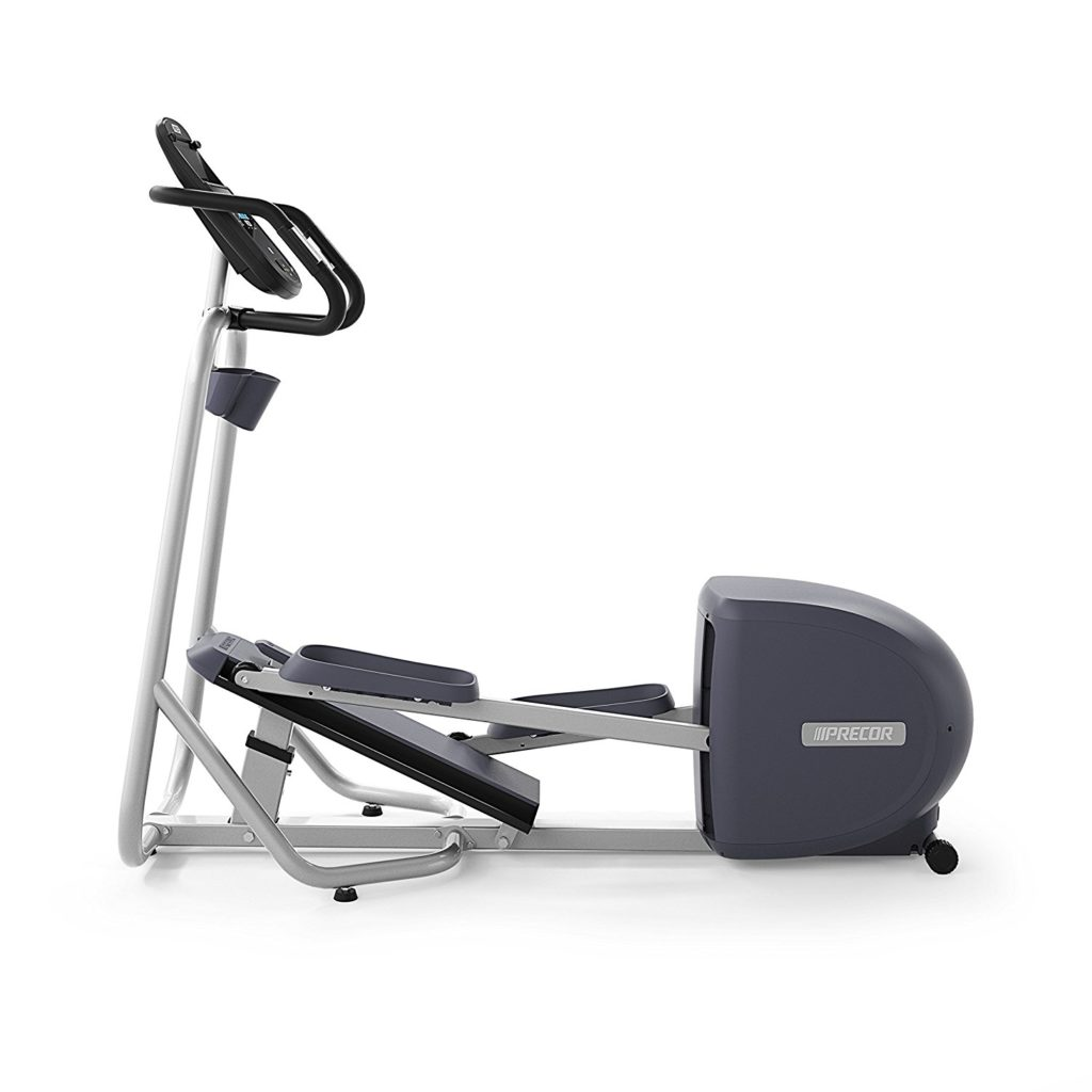 precor 221 elliptical review