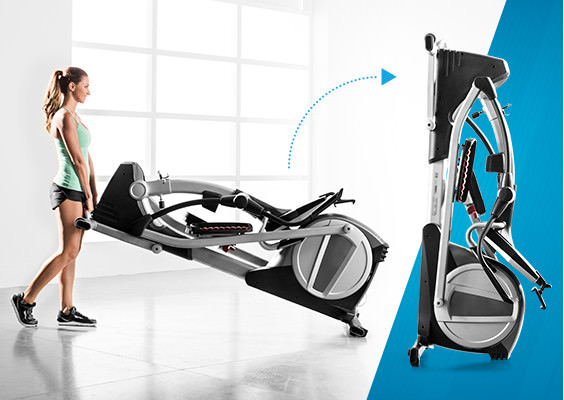 best elliptical for short person