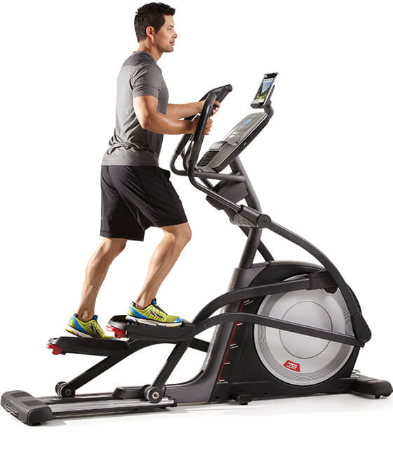 proform pro 16.9 elliptical trainer review