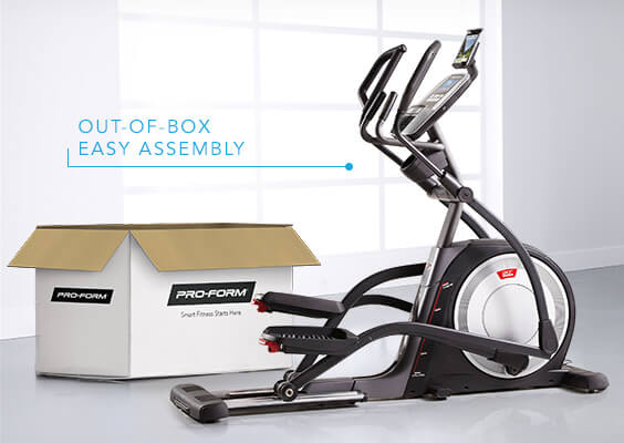 Proform 16.9 elliptical review