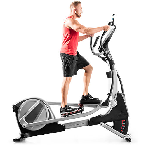 proform smart strider 895 elliptical trainer