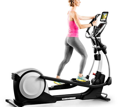 proform smart strider 495 cse elliptical trainer