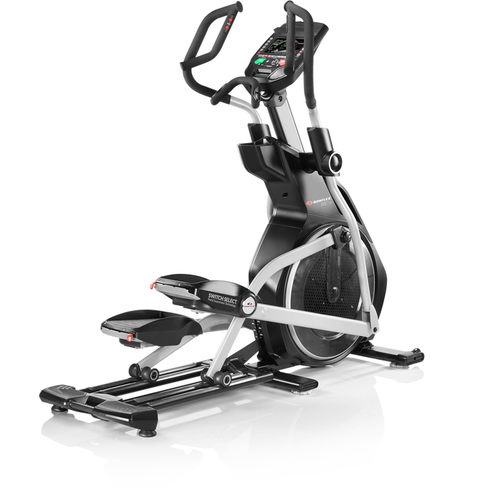 bowflex max trainer vs elliptical