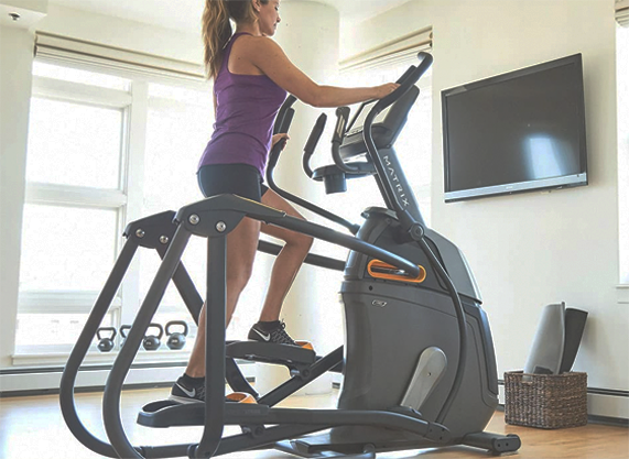 matrix E50 elliptical reviews