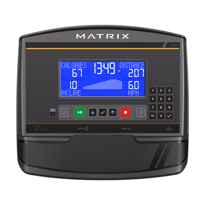 matrix e50 elliptical review - consoles