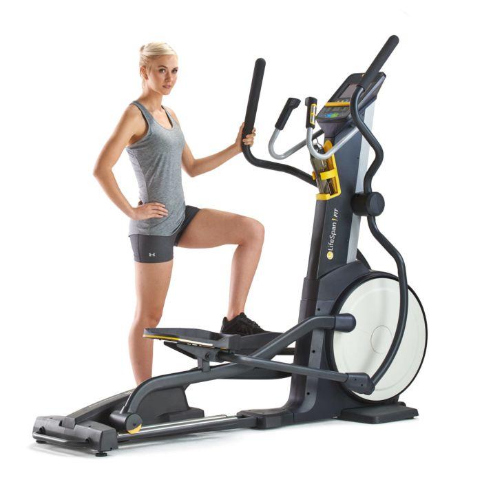 lifespan e3i elliptical trainer reviews