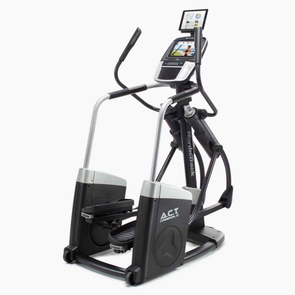 best elliptical for low ceilings