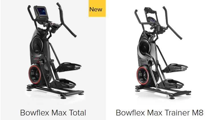 Try Bowflex Max >> Bowflex Max Total Vs M8 Max Trainer Which Is Best For You