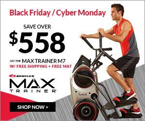 Bowflex Max Trainer Black Friday Deals Banner 336 Best Elliptical 2020 Top Rated Elliptical Reviews Blog