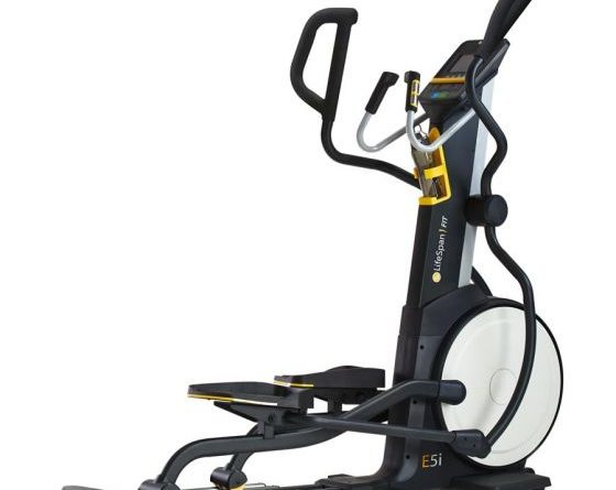 lifespan e5i elliptical trainer review