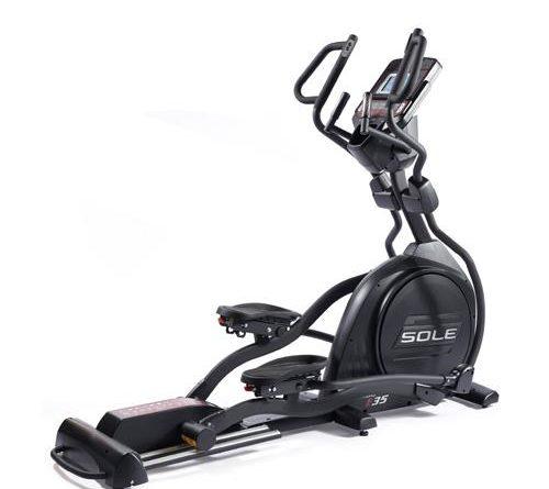 sole e35 elliptical trainer review
